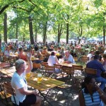 Hirschgarten München, Größter Biergarten der Welt