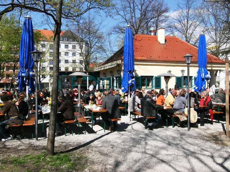 Wintergarten am Elisabethmarkt